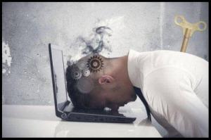 Burnout-Syndrom: Wenn du dich überarbeitest