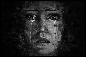 Eine Depression ist eine psychische Störung, die schlimmer ist als ...