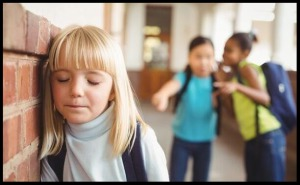 5 Anzeichen, dass ein Kind gemobbt wird