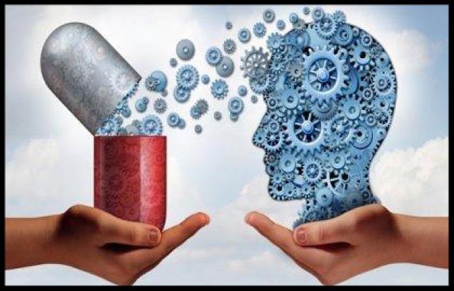 Wirkung von Benzodiazepine