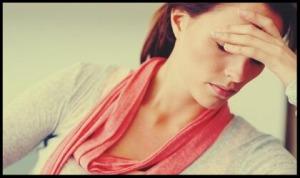 Wirkung von Stress bei Frauen