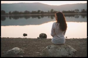 Angst vor dem Glücklichsein
