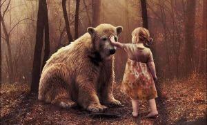 Erinnere dich an das Kind in dir, bewahre es