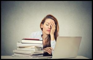 Das Burnout-Syndrom der Lehrer