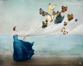 Loslassen bedeutet, deine Geschichte zu akzeptieren, nicht dein Schicksal
