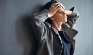 Schlafmangel und Angstzustände