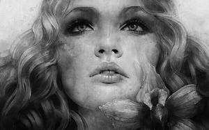 Gute Menschen verstecken Narben der Seele